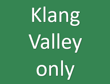Klang Valley (ONLY)