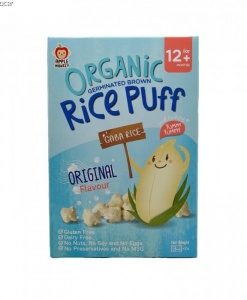 Organic Rice Puff-Original